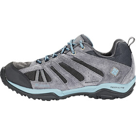 Columbia Dakota Drifter Low Shoe Womens Graphite/Storm